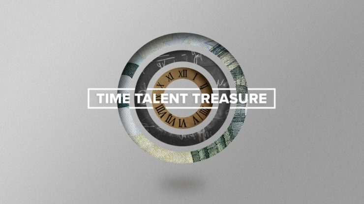 Time Talent Treasure