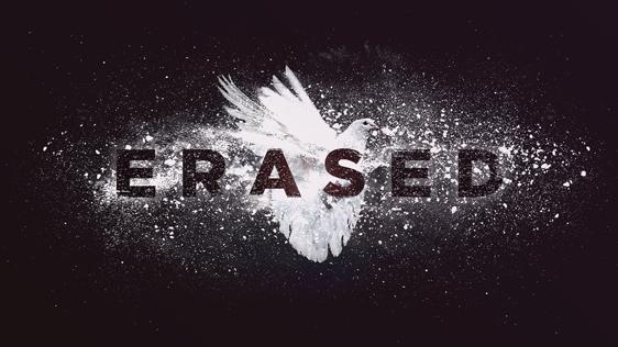 Erased - Holy Spirit sermon series