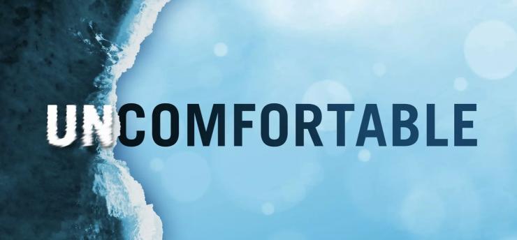 Uncomfortable sermon series