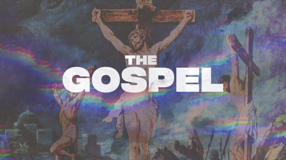 The Gospel sermon series bundle