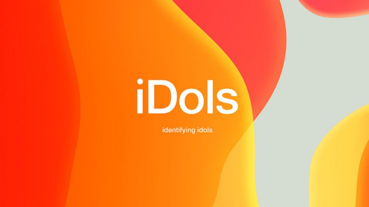 Idols: Identifying Idols Sermon Series Graphic