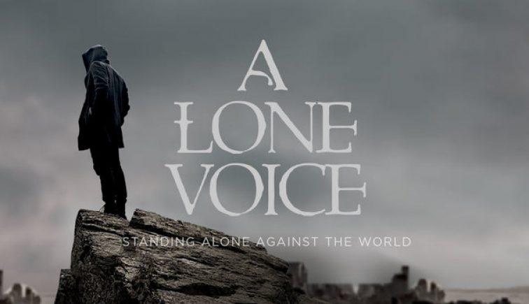 A Lone Voice Sermon Series Idea