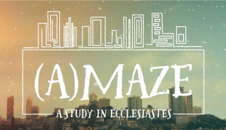 Amaze Sermon Series Idea