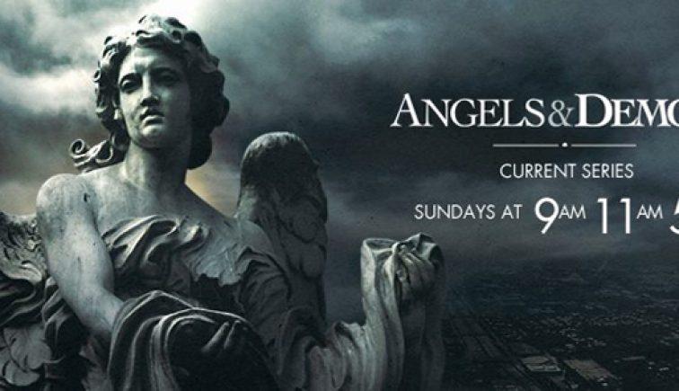 Angels and Demons Sermon Series Idea