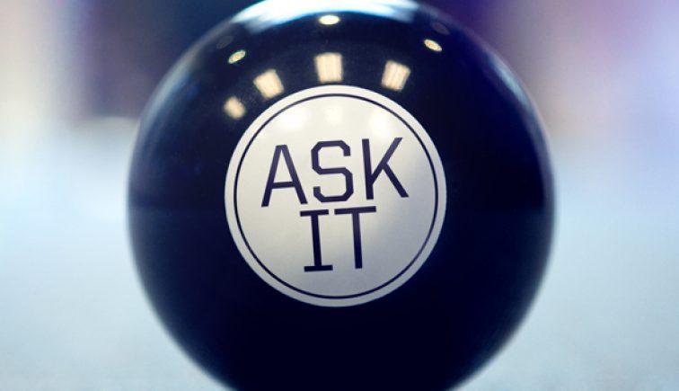 Ask It Sermon Series Idea