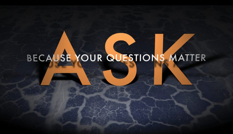 Ask Sermon Series Ideas