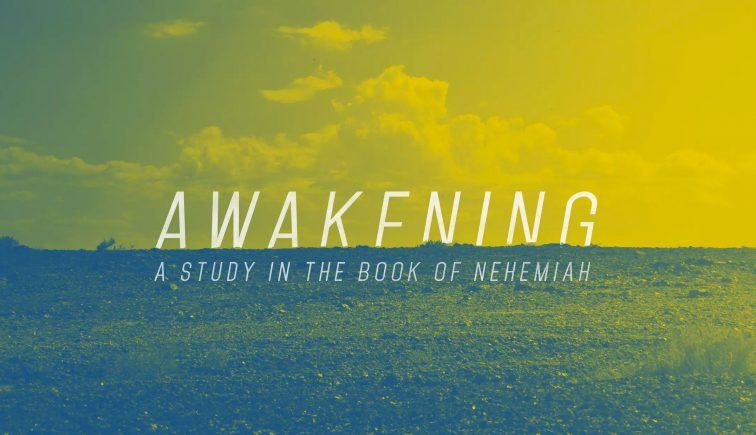 Awakening Sermon Series Idea