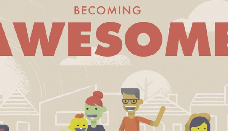 Becoming Awesome Sermon Series Idea