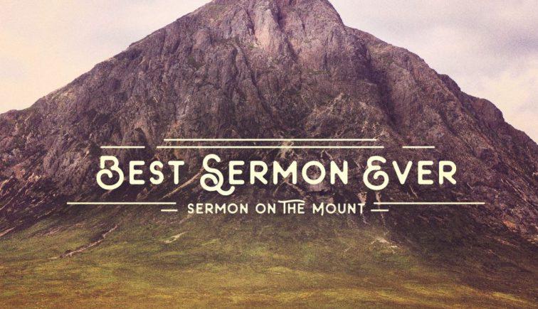 Best Sermon Ever Sermon Series Idea