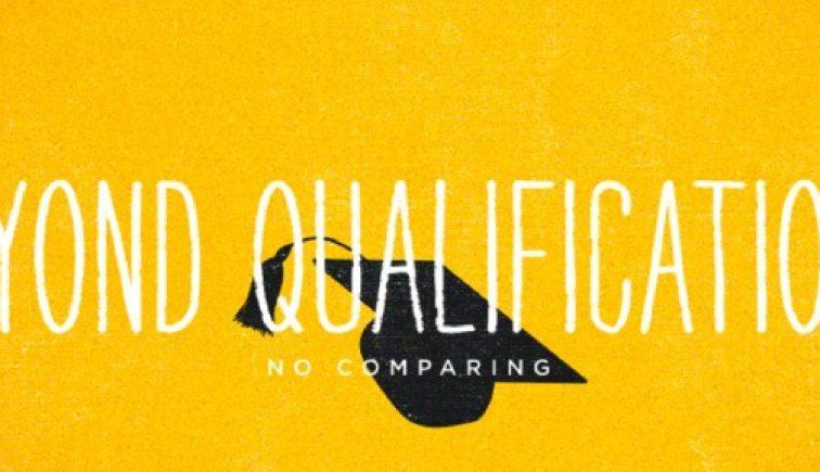Beyond Qualifications - Community Bible Church