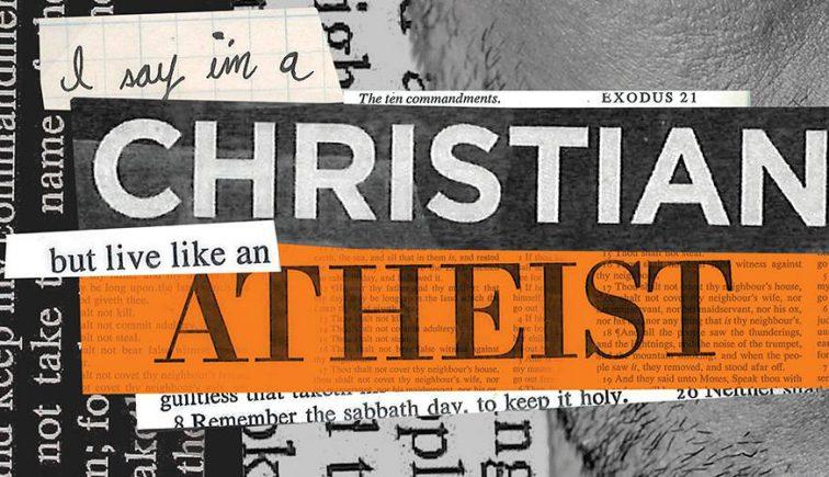 Christian Atheist Sermon Series Idea