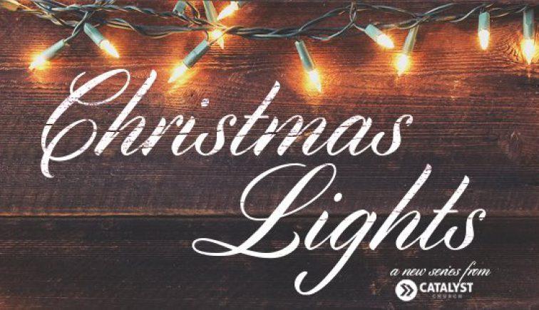 Christmas Lights Sermon Series Idea