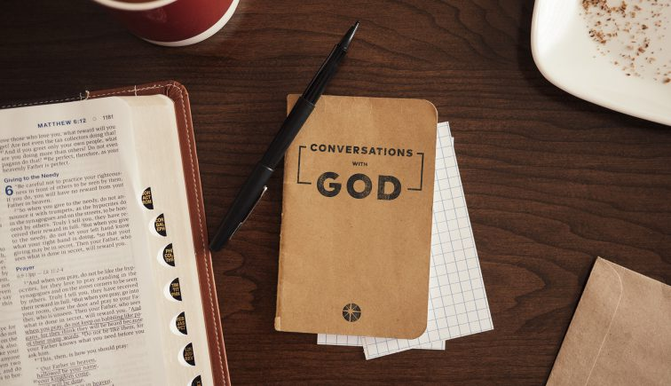 Conversations with God Sermon Series Idea