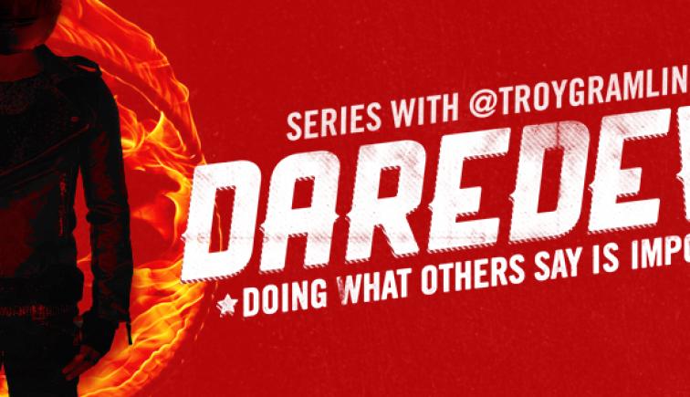 Daredevil Sermon Series Idea