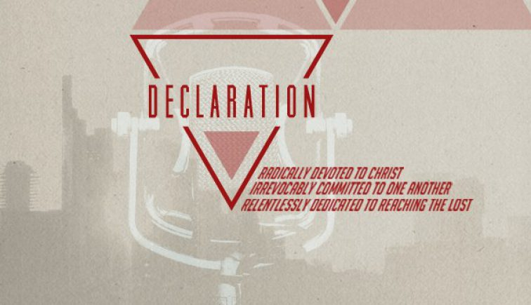 Declaration - Cross Point Church