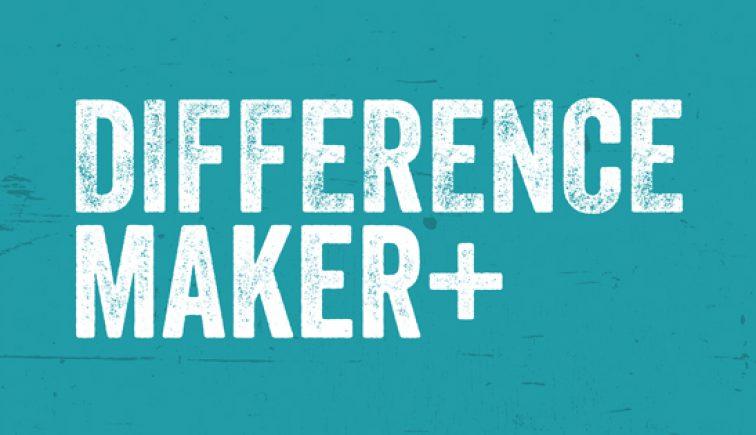 Difference Maker Sermon Series Idea