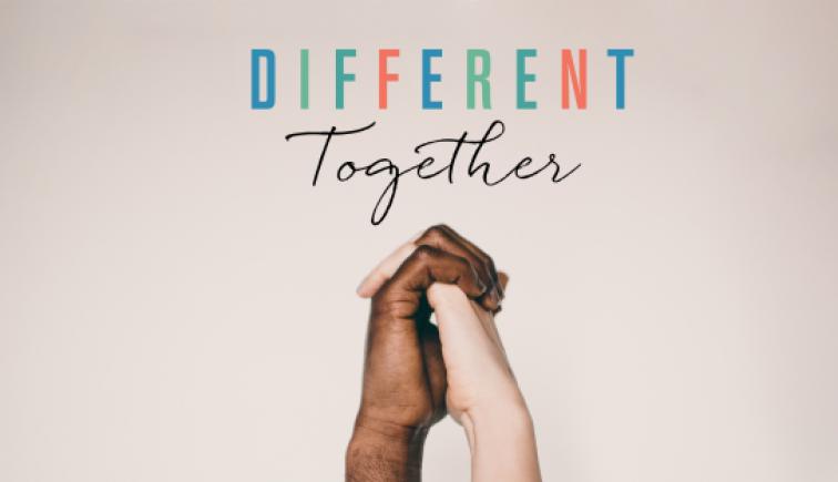 Different Together Sermon Series IDea