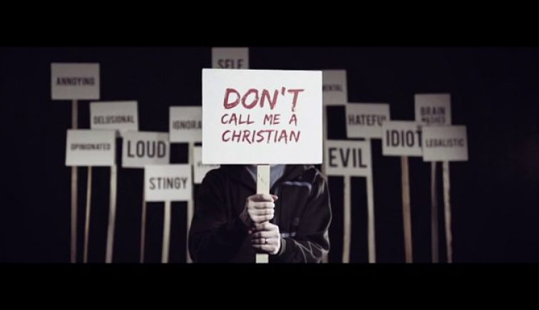 Don't Call Me a Christian