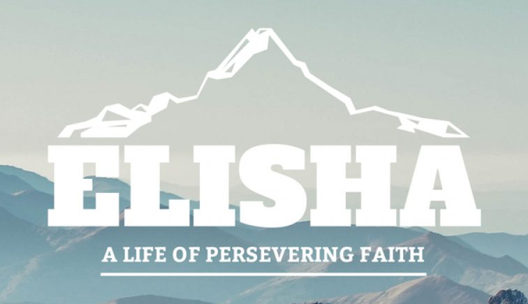 Elisha Sermon Series Idea