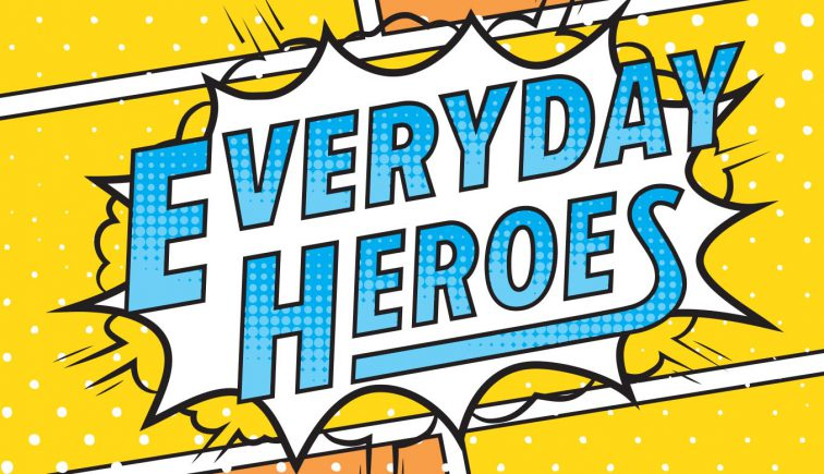 Everyday Heroes Sermon Series Idea