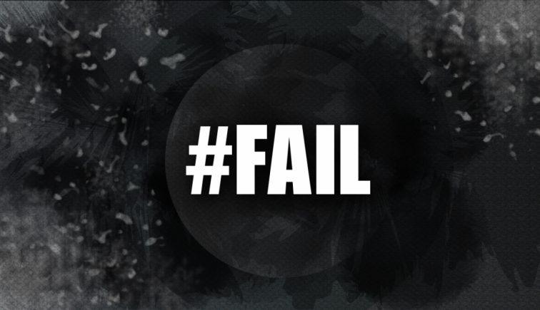 Fail Sermon Series Idea