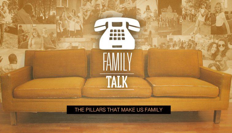 Family Talk Sermon Series Idea
