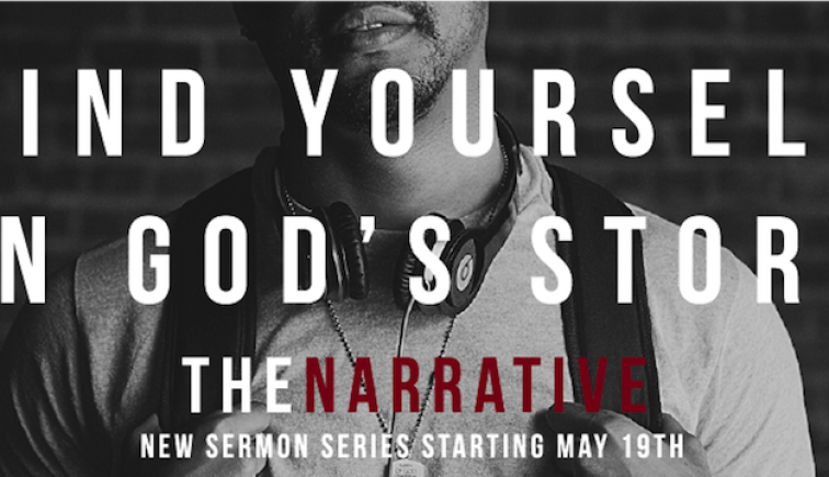 Find Yourself in God's Narrative