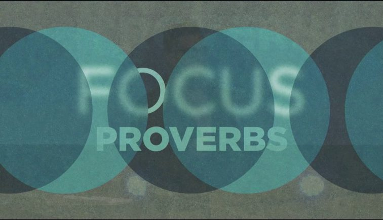 Focus Sermon Series Idea