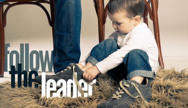 Follow the Leader Sermon Series Idea