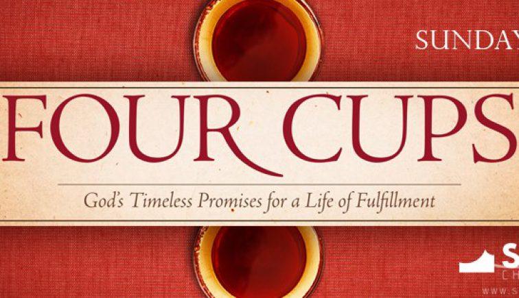 Four Cups Sermon Series Idea
