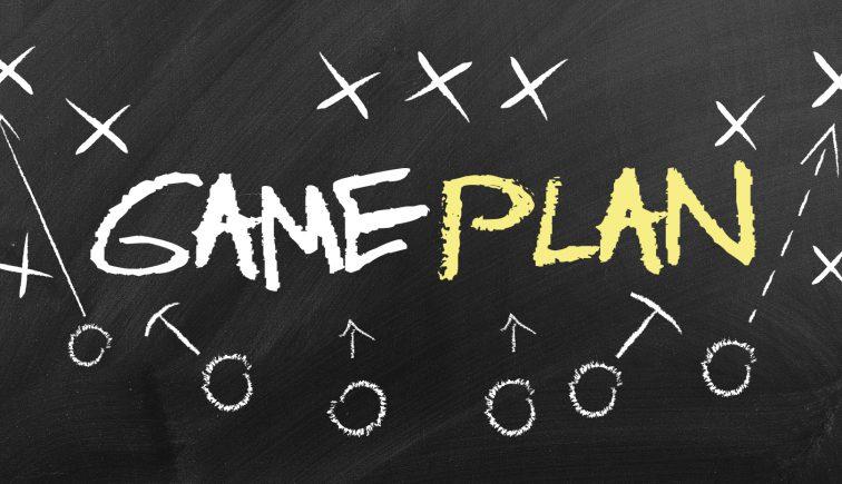 Gameplan Sermon Series Idea