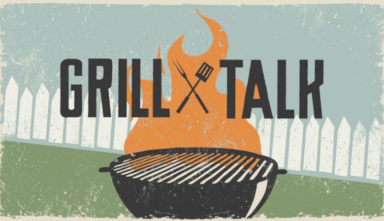 Grill Talk Sermon Series Idea