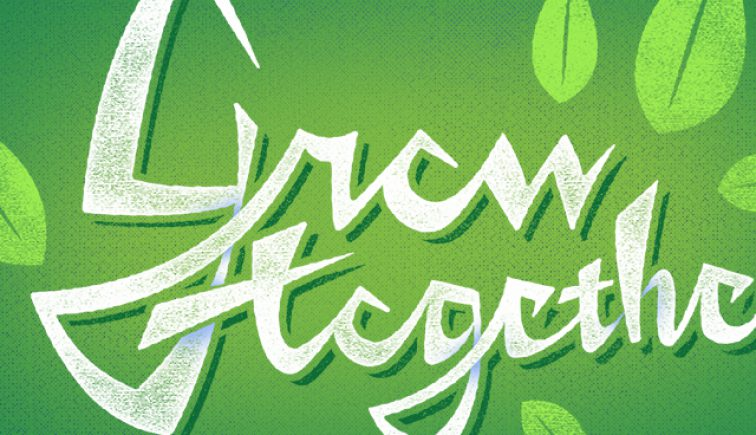 Grow Together Sermon Series Idea