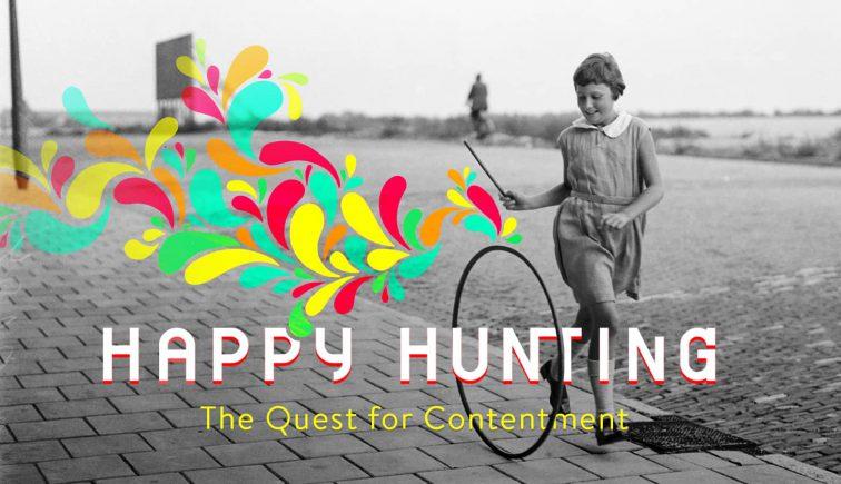 Happy Hunting Sermon Series Idea