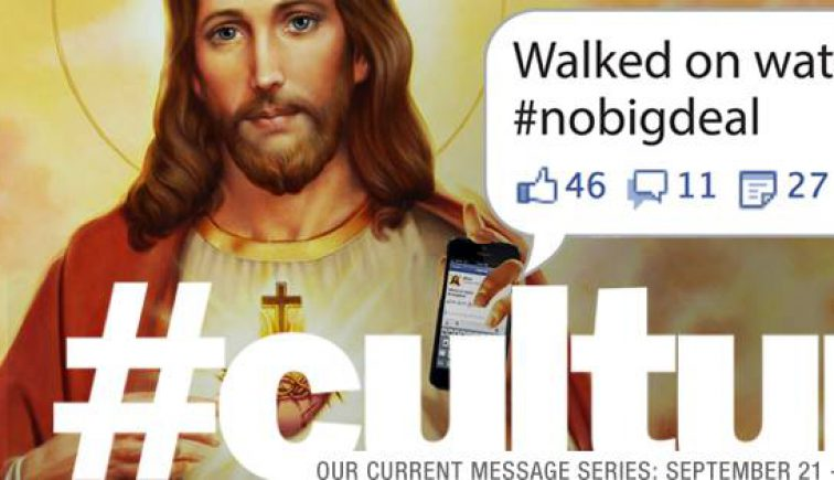 Hashtag Culture Sermon Series Idea