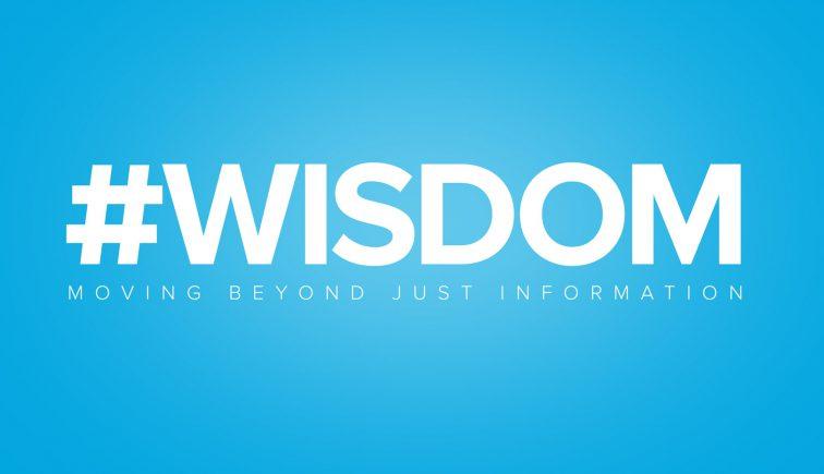 Hashtag Wisdom Sermon Series Idea