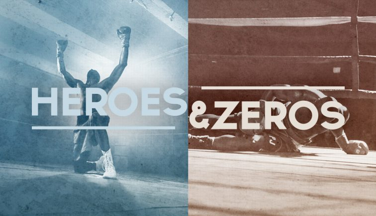 Heroes and Zeroes Series Idea