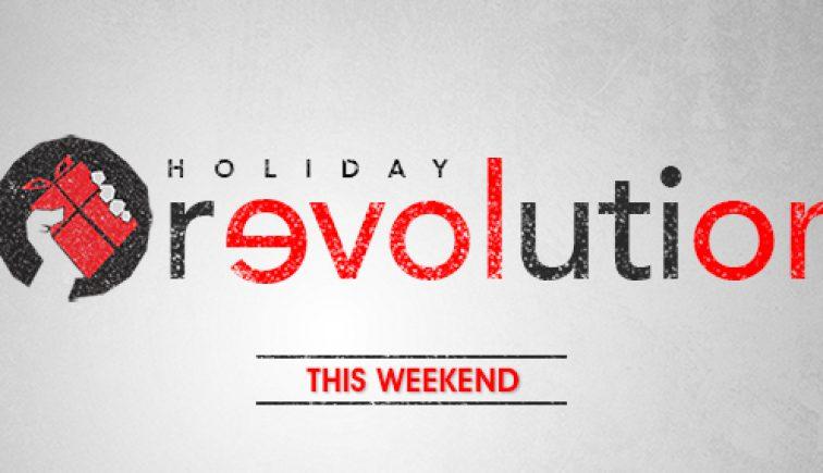 Holiday Revolution Christmas Sermon Series Idea
