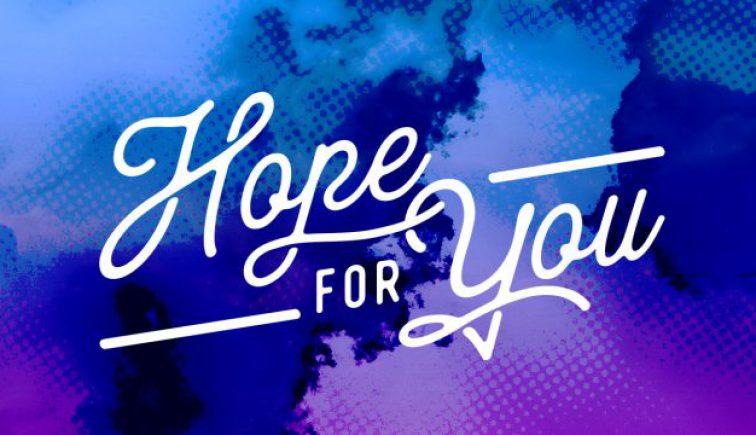 Hope for You Sermon Series Idea