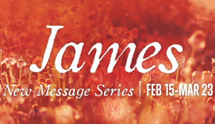 James Sermon Series Idea