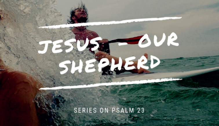 Jesus-ourshepherd