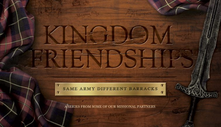 KingdomFriendships Sermon Series Idea