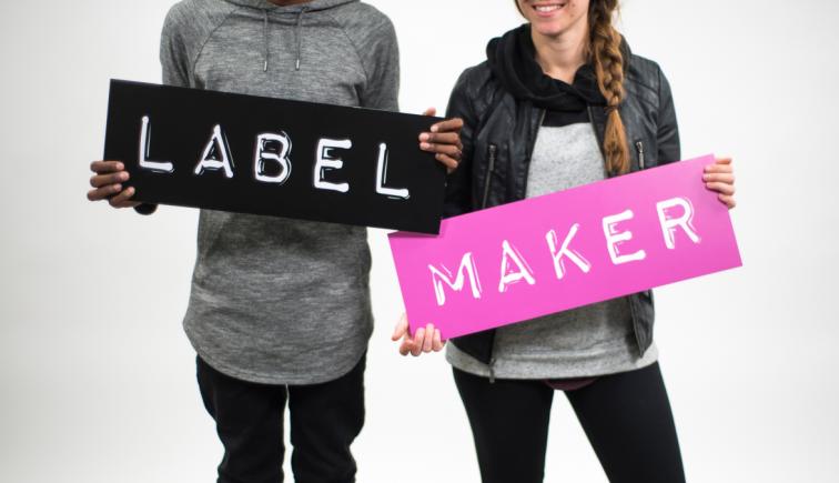Label Maker Sermon Series Idea