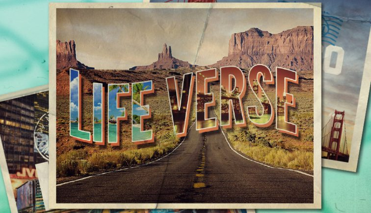 Life Verse Sermon Series Idea