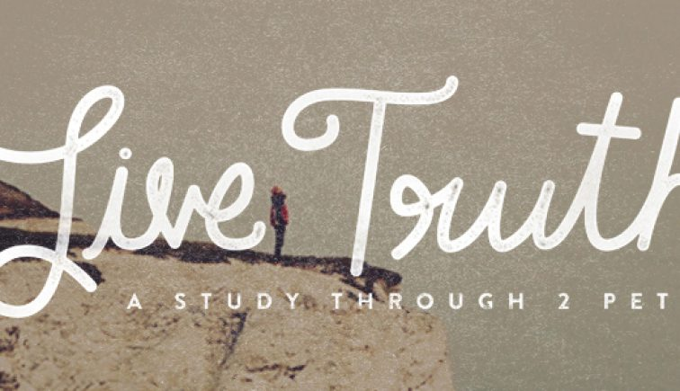 Live Truth Sermon Series Idea