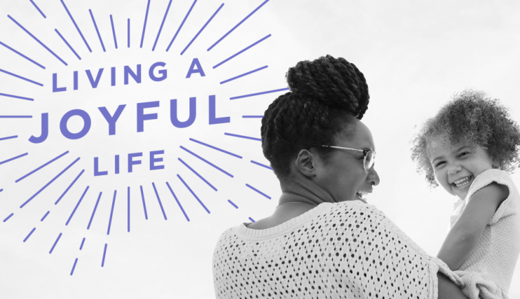 Living a Joyful Life Sermon Series Idea