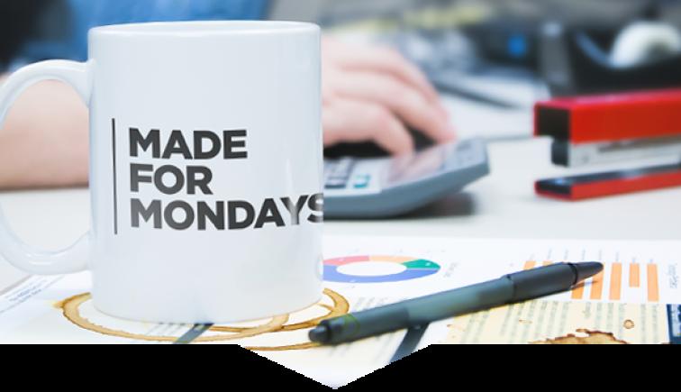 Made for Mondays Sermon Series Idea