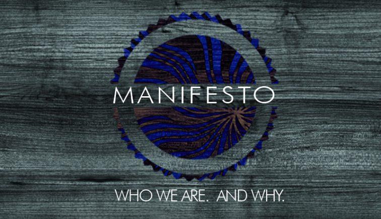 Manifesto Sermon Series Idea
