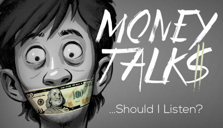 Money Talks Sermon Series Idea