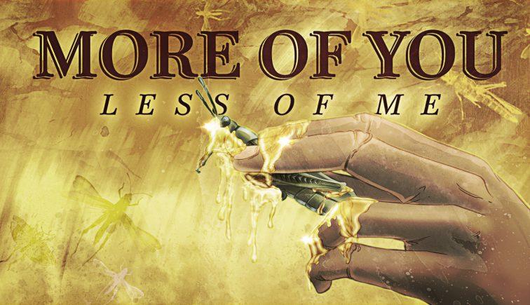 More of You Less of Me Sermon series Idea